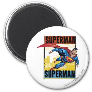 Superhombre superhombre imanes para frigoríficos