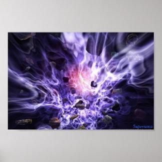 Supernova Póster