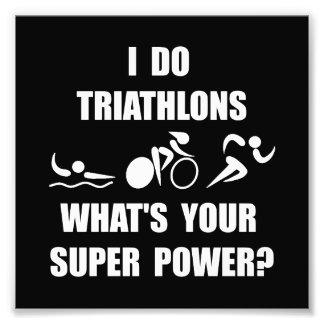 Superpoder del Triathlon Foto