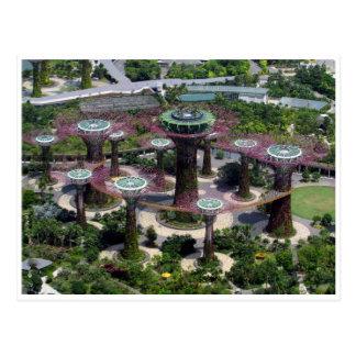 supertrees de Singapur Postal