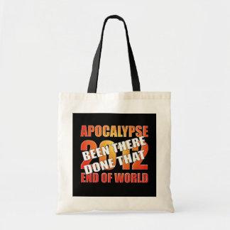 Superviviente de la apocalipsis bolsa lienzo