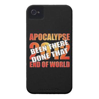 Superviviente de la apocalipsis iPhone 4 Case-Mate fundas