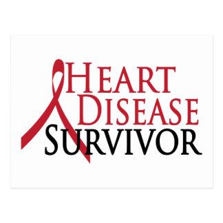 Superviviente de la enfermedad cardíaca postal