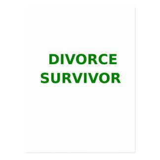 Superviviente del divorcio - 2 - verde postal