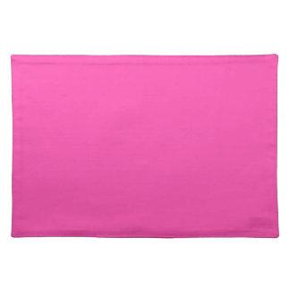 ¡Suposición P25 que magenta! Color rosado Salvamanteles