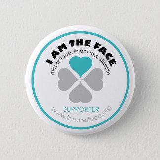 *Supporter* SOY el botón del azul de la CARA