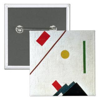 Suprematist Composition, 1915 Pins