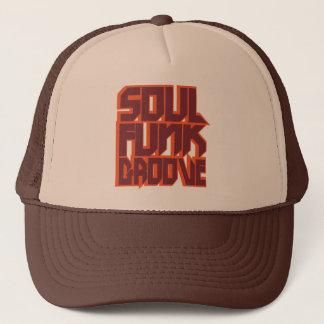 Surco del miedo del alma gorra de camionero