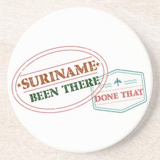 Suriname allí hecho portavasos