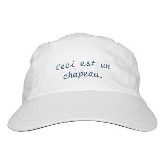 Surrealismo del francés del sombrero de la O.N.U Gorra De Alto Rendimiento