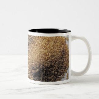 Surtido de granos taza de dos tonos