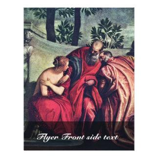 Susana de Veronese Pablo (la mejor calidad) Folleto 21,6 X 28 Cm