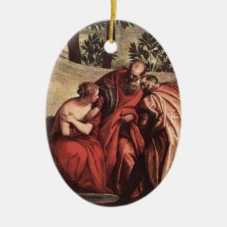 Susana en el baño de Paolo Veronese Ornamentos De Reyes Magos