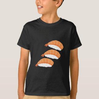 Sushi del camarón camiseta