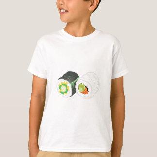 Sushi Rolls Camiseta