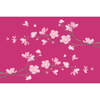 Cherry Blossom - Magenta