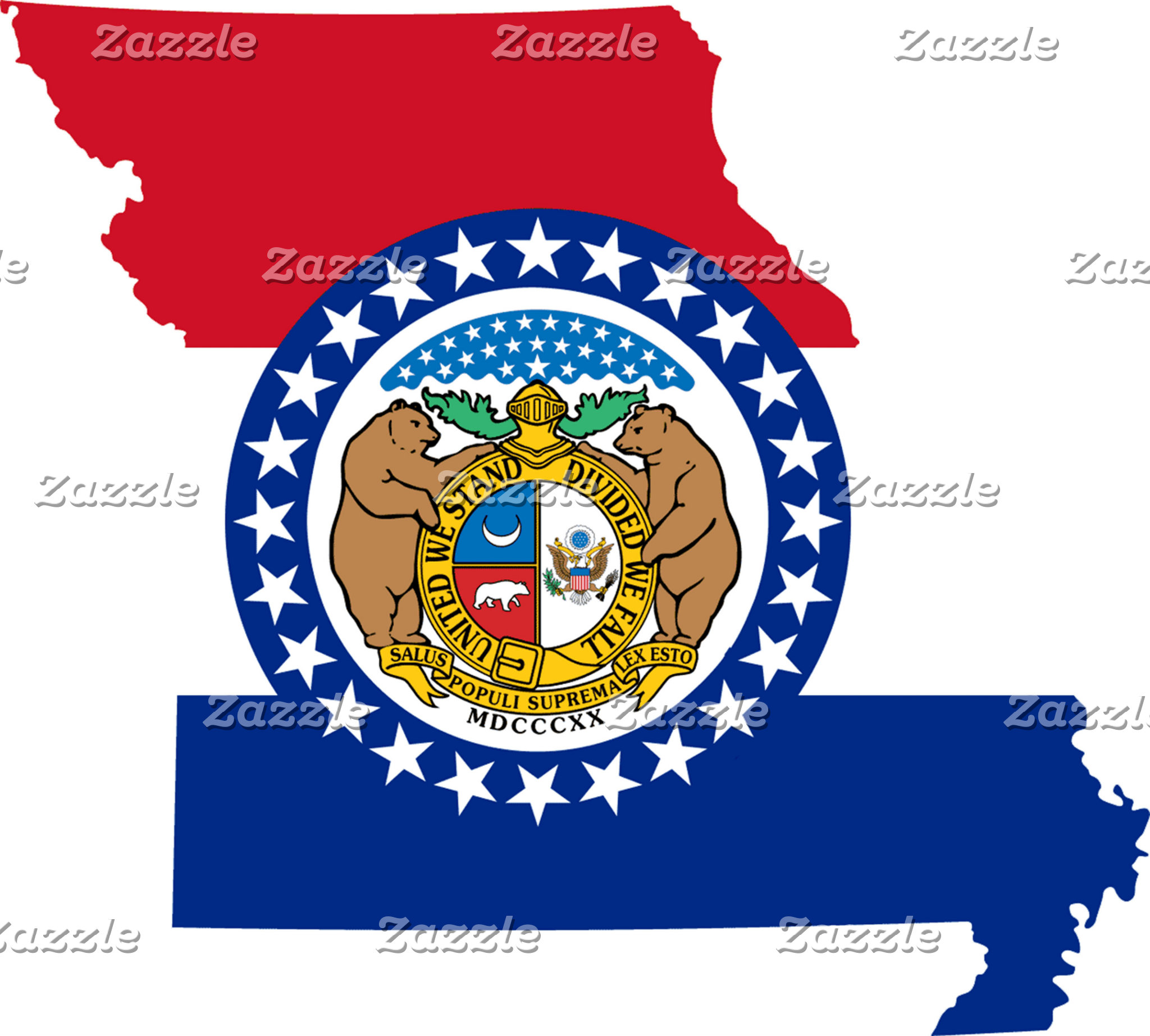 Missouri State Flag