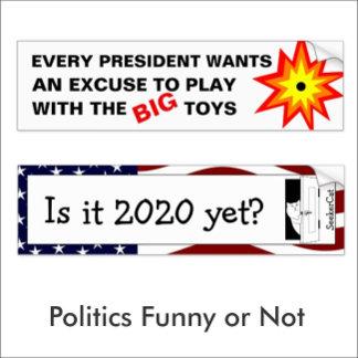 Politics Funny or Not