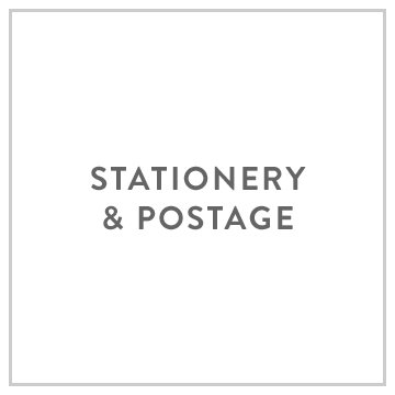 Stationery and Postage