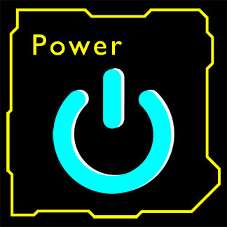 Feel the Gift of Power Symbols