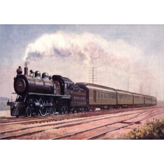 Railroad Art