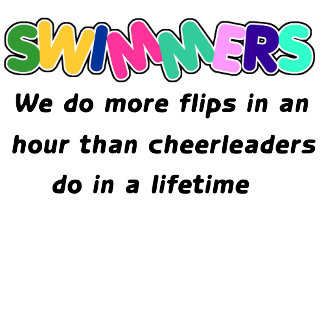 Swimmers & Cheerleaders