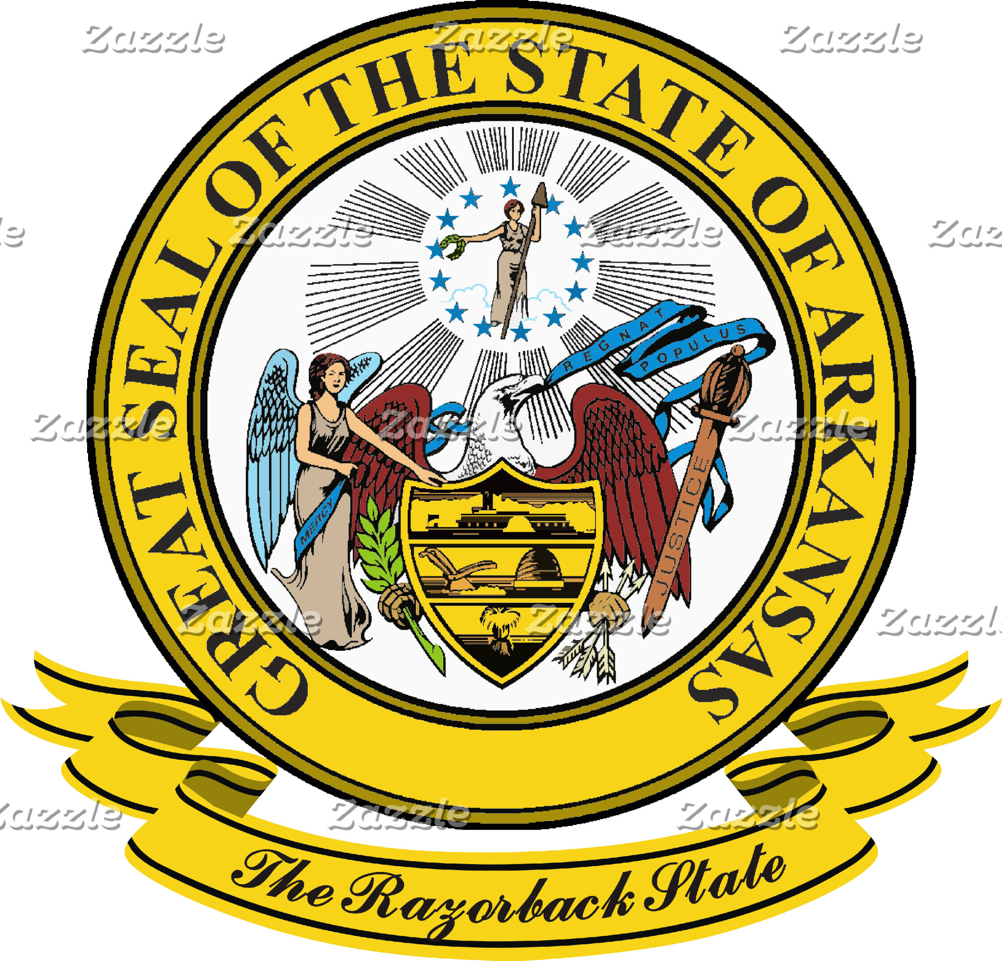 US State Seals