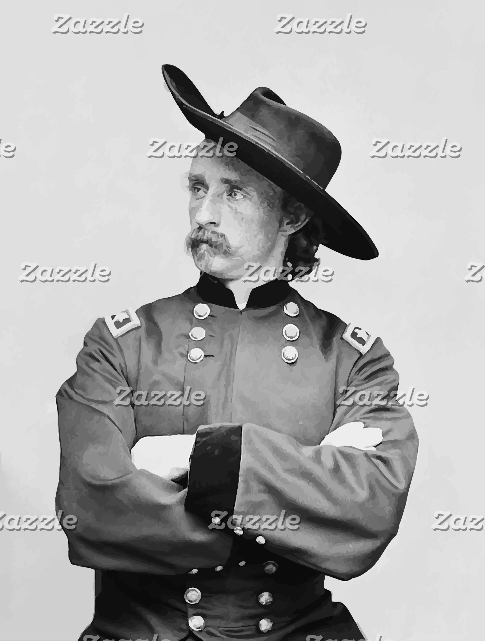 Custer, George Armstrong Posters