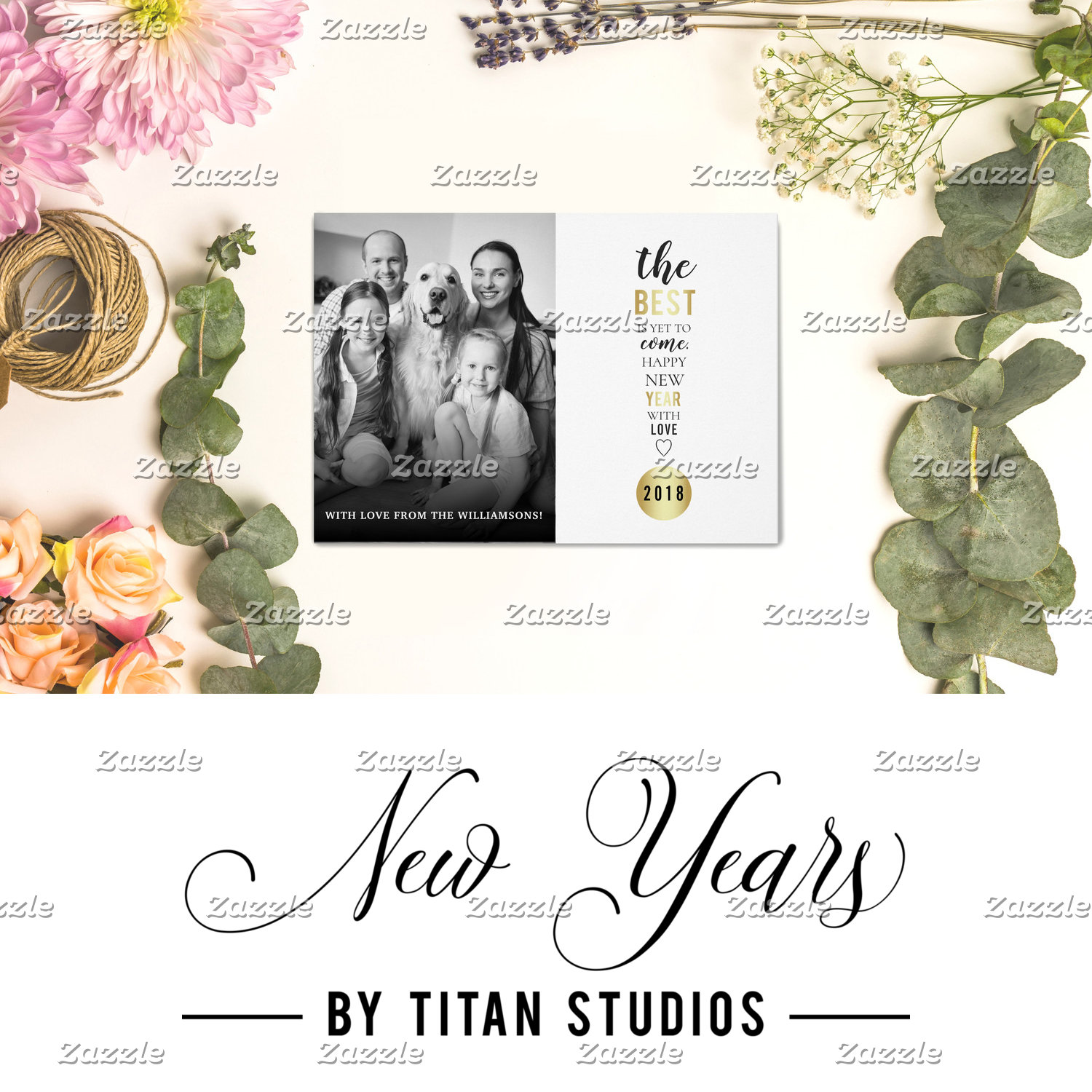 New Years By Titan Studios