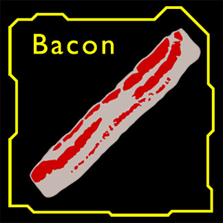 Funny Bacon Themed Gifts