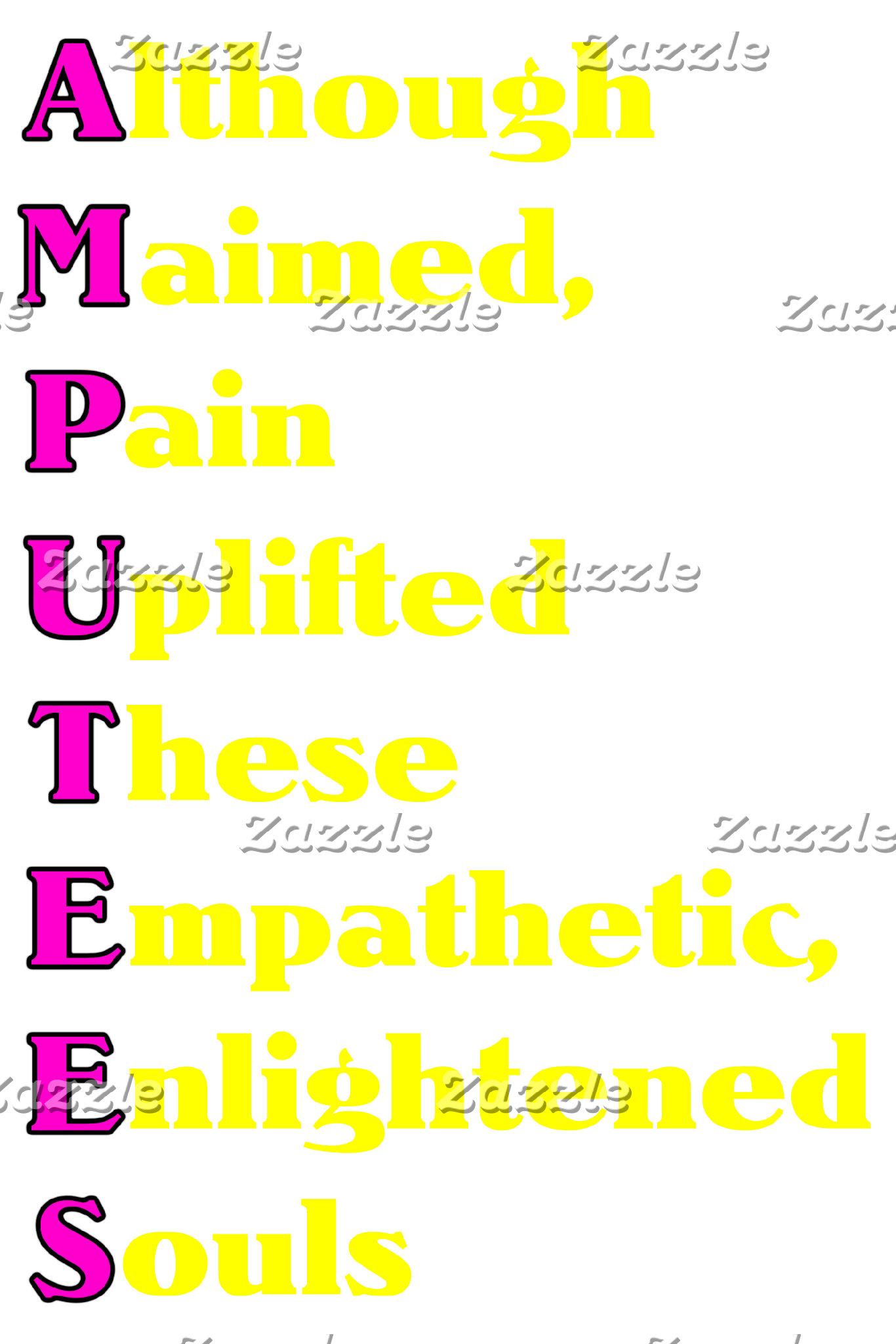 A.M.P.U.T.E.E. (n)