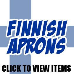 Finnish Aprons