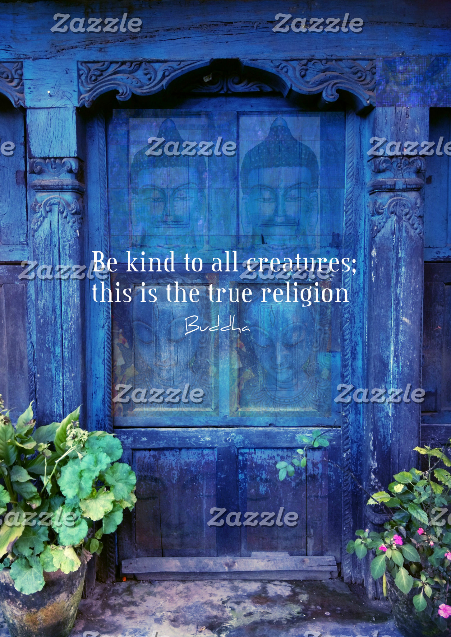 Be kind to all creatures; this is the true religio