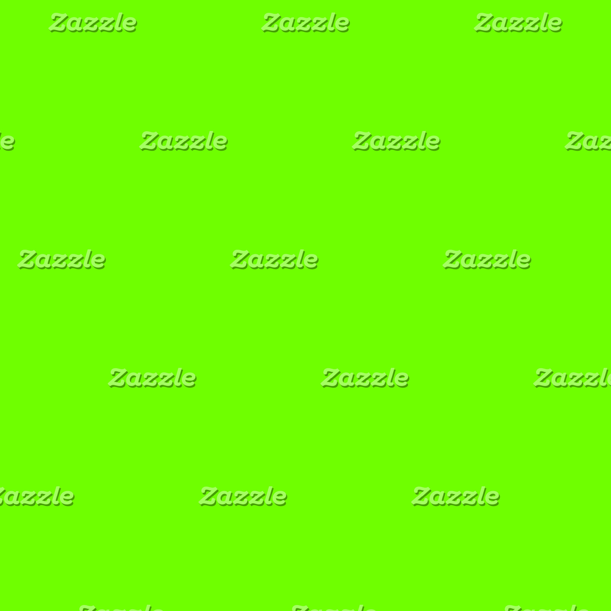 Bright Neon Green