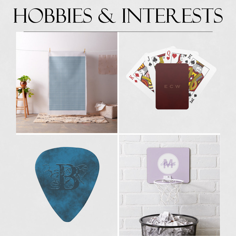 HOBBIES and INTERESTS