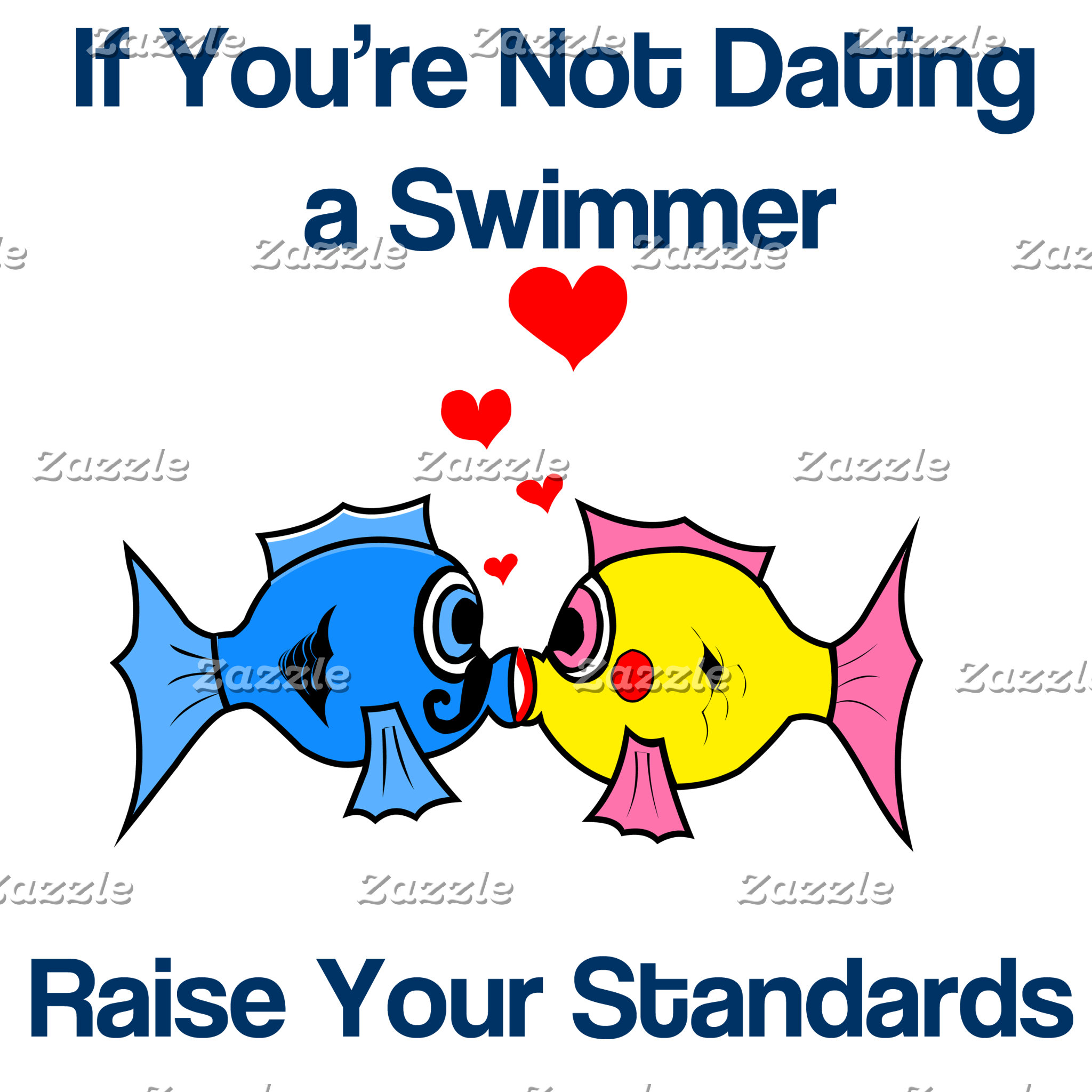 Dating a Swimmer