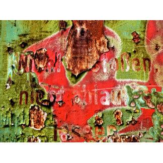 Rusty Christmas, Rust-Art, ROSTart