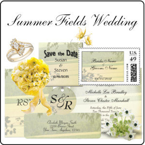 Country / Landscape Theme Weddings