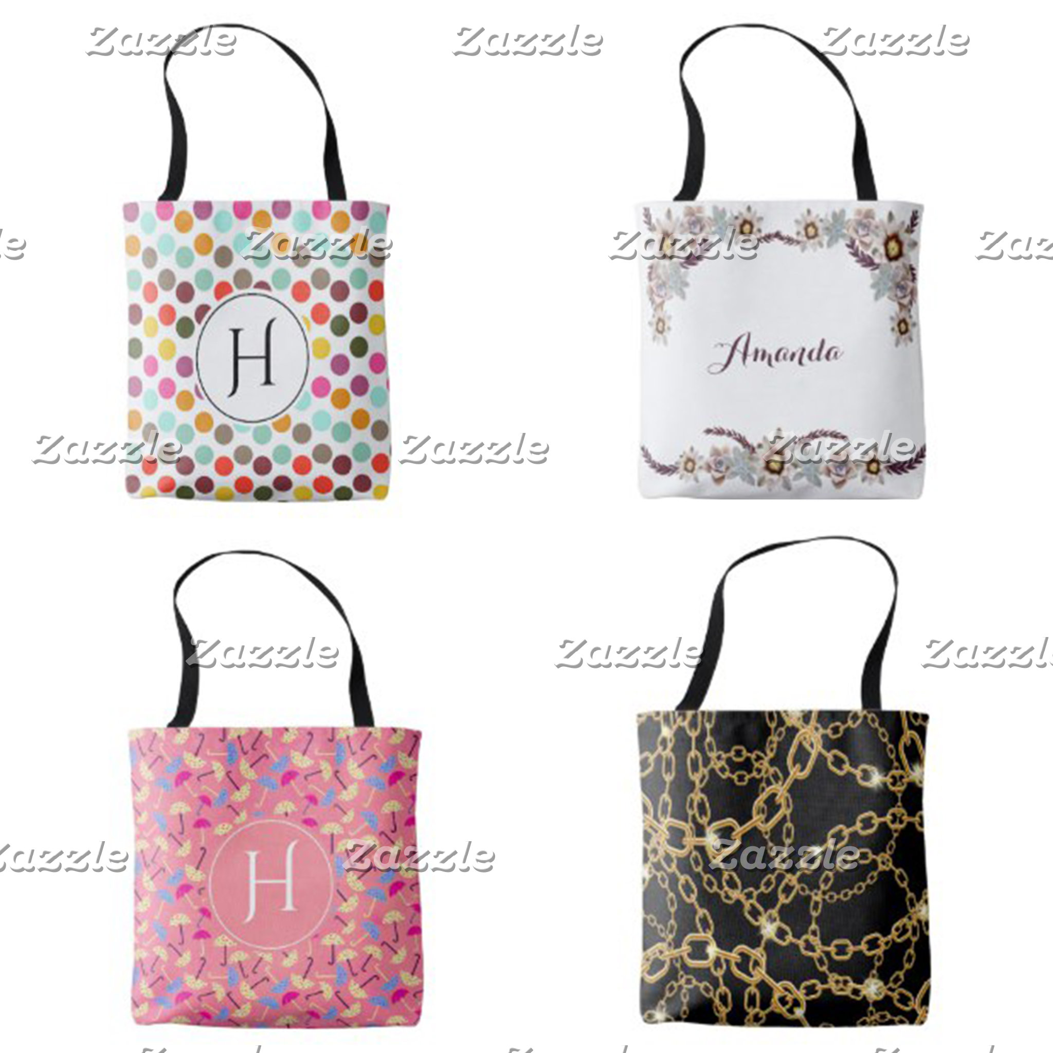 Totes, bags