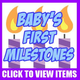 Baby's First Milestones
