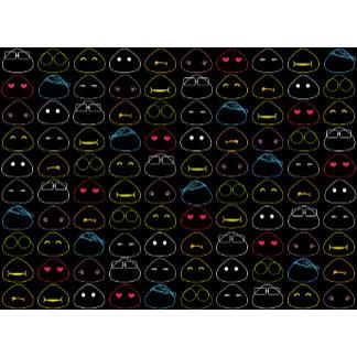 Fluo Pattern