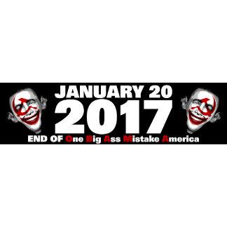 Anti obama | January 20, 2017