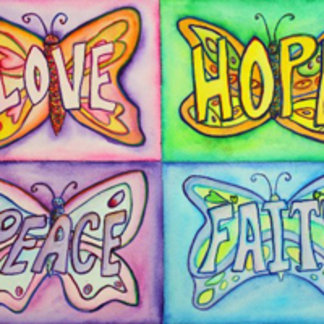 Butterfly Words