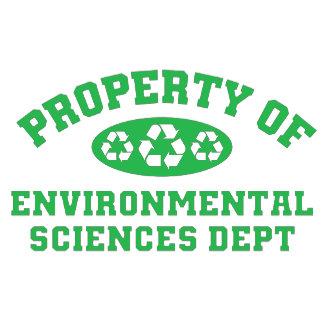 Environmental Science Dept.