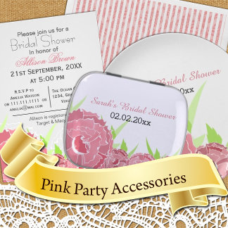 Pink Theme Party