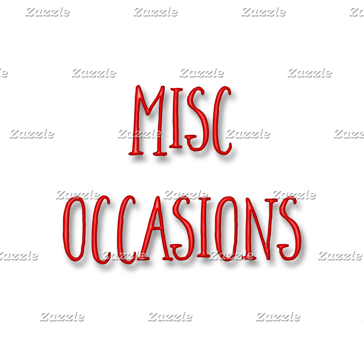 Misc Occasions