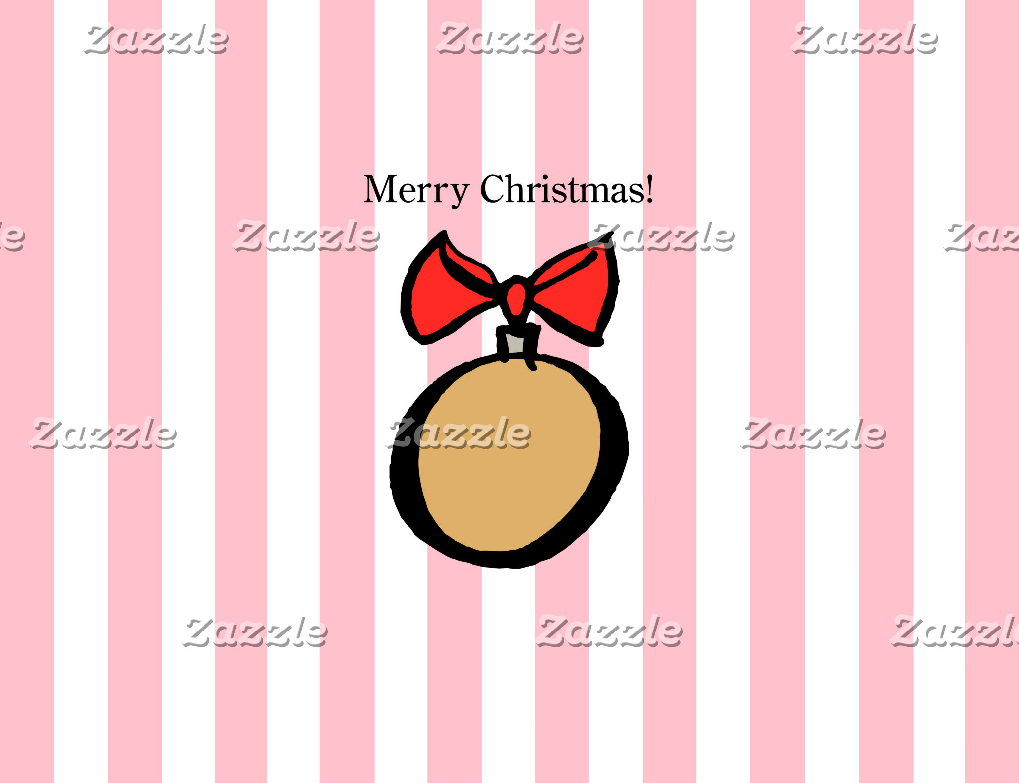 Aprons--Merry Christmas