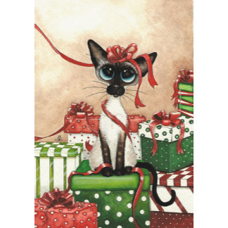 Holiday Kitties & Critters