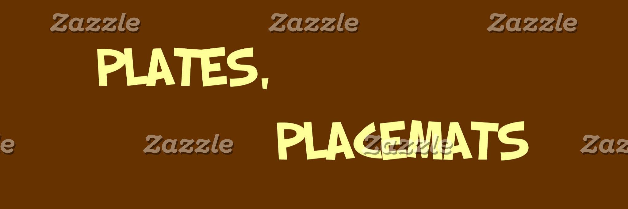 PLATES, PLACEMATS