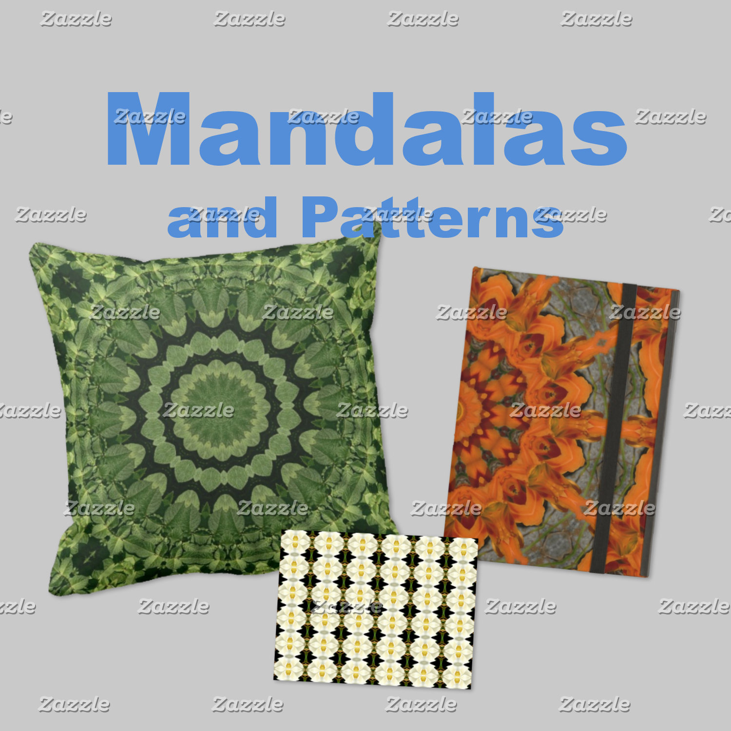 Mandalas and Patterns